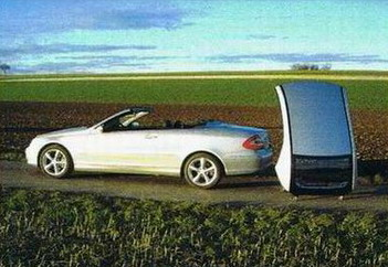 hardtop mercedes clk w209. Black Bedroom Furniture Sets. Home Design Ideas